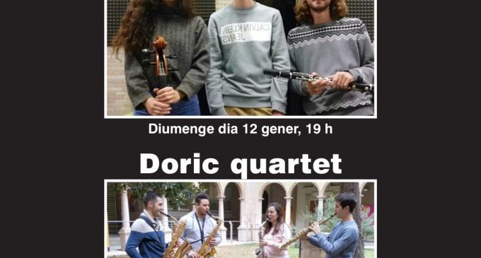 L'Auditori Juan Varea acull joves músics de Borriana