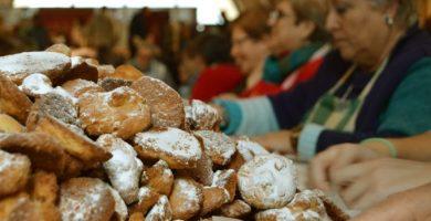 Les coques de Sant Antoni: protagonistes de la taula en les pròximes setmanes