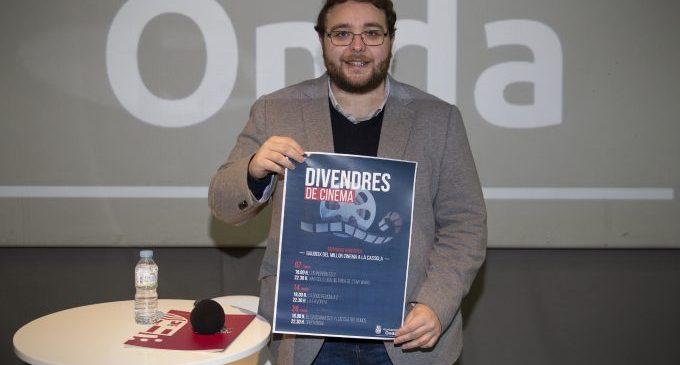 'La Cassola' d'Onda oferirà cinema gratis els divendres nit