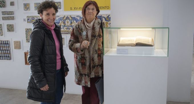 El Museu del Taulell 'Manolo Sanfont' d'Onda custodia un llibre del sigle XVI escrit per Martí de Viciana