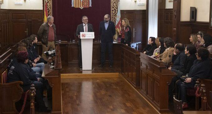 La Diputació de Castelló s'implica per a formar professionals en el camp de la sociosanitària que atenguen les necessitats de la població major de l'interior