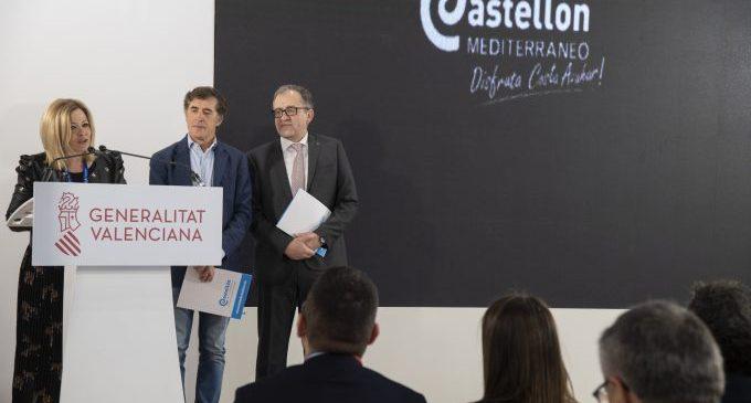 José Martí i Pedro Delgado destaquen en Fitur el potencial de Castelló per a convertir-se en una destinació cicloturista de qualitat