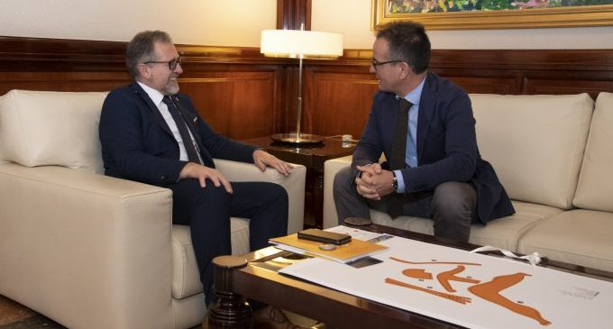 La Diputació de Castelló i el Col·legi d'Advocats busquen solucions per a la falta de personal jurídic a l'interior