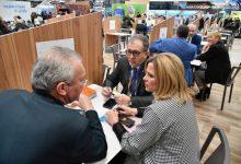 La Diputació de Castelló i Aerocas reforçaran la promoció de les noves rutes aèries des de Castelló