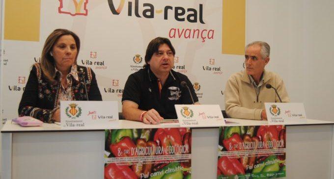 Vila-real presenta una nueva edición del curso de Agricultura Ecológica pra garantizar un futuro sostenible