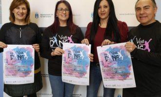 La Vall d'Uixó celebrará la danza con diversas actividades en la nueva edición de La Vall Dansa