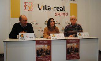 Una exposició de Josep Benlliure commemora el 50 aniversari de la parròquia de Sant Francesc d'Assís de Vila-real