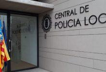 La Policia Local de Borriana deté dos persones en pocs dies per la comissió de delictes