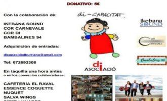 Gala Solidària a favor de l'Associació Di-Capacitat