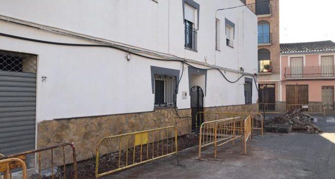 L'Ajuntament de Nules inicia la remodelació dels carrers Assutzena i Isaac Peral