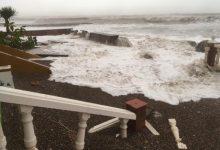 Nules insiste en actuar urgentemente en el litoral sur por el temporal Gloria