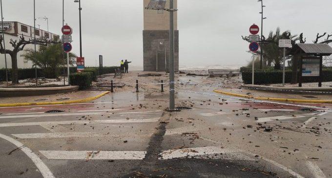 La Diputació aprovarà una declaració institucional perquè el Govern agilite les ajudes als municipis afectats pel temporal