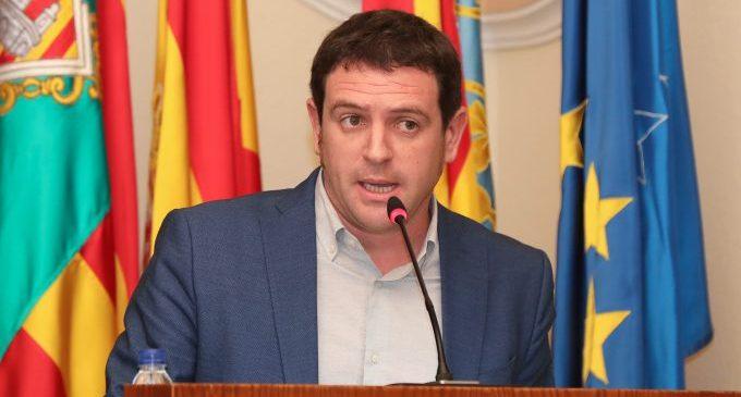 """Ignasi Garcia considera """"històrica"""" la unanimitat  per a recuperar els castellonencs soterrats al Valle de los Caídos"""