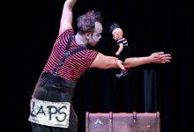 Doble sessió de circ al carrer a Horts dels Corders