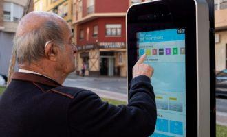 Onda instal·la una marquesina intel·ligent al servei del ciutadà per a ser una 'smart city'