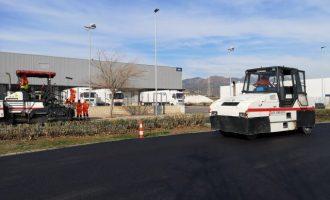 L'Ajuntament de la Vall d'Uixó inicia la tercera anualitat del Pla d'Asfaltat