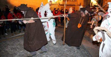 Tret d'eixida a les festes de Sant Antoni de Castelló 2020