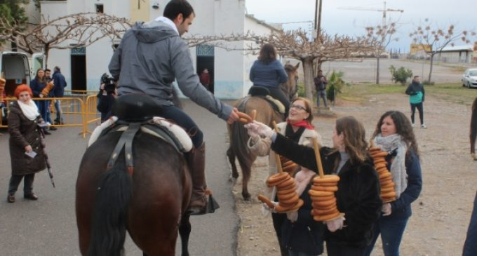 Tradició i folklore en la celebració de Sant Antoni diumenge que ve 19 de gener a Borriana