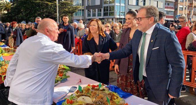 José Martí destaca la calidad de la alcachofa como producto esencial de Castelló