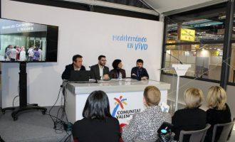 L'Alcora presenta en Fitur el seu potencial turístic amb la Real Fàbrica com a eix vertebrador