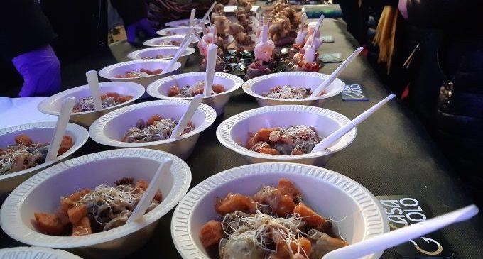 La Fiesta de la Alcachofa comienza con el éxito arrollador de la Demostración de pinxos