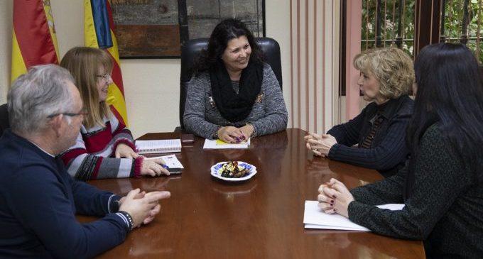 La Diputació aportarà 20.000 euros per a l'equipament del nou Centre de Dia de síndrome de Down de Castelló