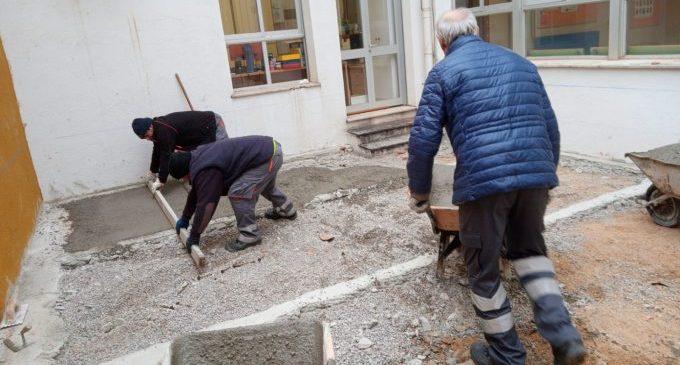 Benicarló contrata seis personas para realizar tareas de mantenimiento
