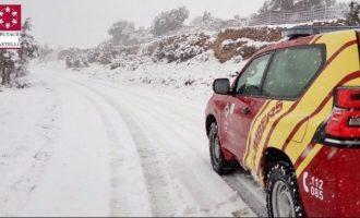 Decreten Emergència situació 0 en cinc comarques de Castelló per la borrasca Gloria
