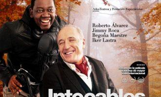 La asociación Conquistando Escalones trae al Auditori la obra teatral 'Intocables' con un elenco de nivel y un propósito solidario