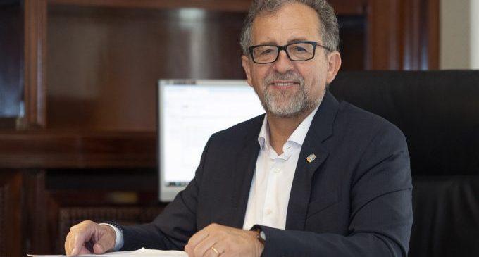 Martí demana aliança amb Generalitat i el Govern d'Espanya per a portar Internet d'alta velocitat als pobles amb els Fons Europeus