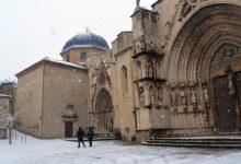 Cap de setmana de neu en algunes comarques de Castelló