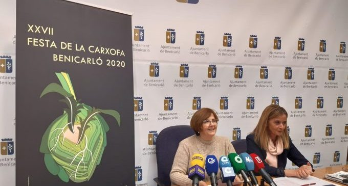 La Demostració de pinxos donarà el tret d'eixida demà a la Festa de la Carxofa de Benicarló 2020