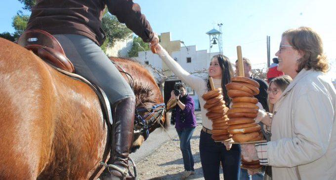 Borriana celebra Sant Antoni