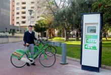 Bicicas supera els 900.000 préstecs l'últim any i amplia la seua xarxa de bancades a Castelló