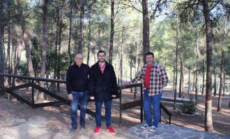La Generalitat autoritza la zona d'acampada del paratge de Sant Vicent