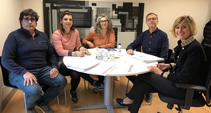 Cultura beca a sis artistes per a desenvolupar els seus projectes a Berlín i Barcelona