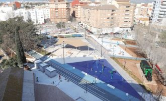 Castelló obri el nou parc de La Panderola i reforça el seu ús esportiu, laboral i d'oci
