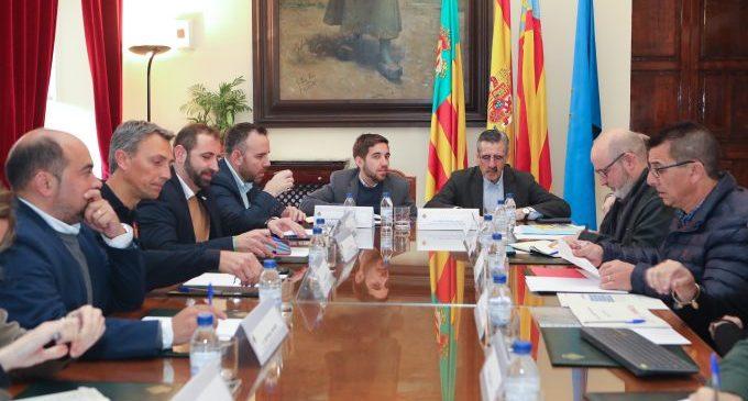 L'Ajuntament de Castelló impulsa mesures de millora de qualitat de l'aire i seguretat en el polígon del Serrallo