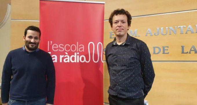'L'escola fa ràdio' implica a más de 1.300 alumnos de 44 centros educativos de Castelló, Benicarló y la Vall d'Uixó