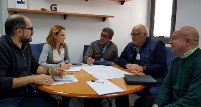 Promoció Econòmica busca sinergies per a la formació ocupacional en el terreny de l'automoció a la província