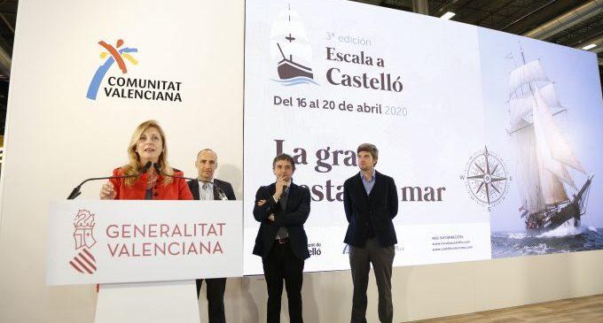 El creixement d'Escala a Castelló porta al port a ampliar espais per a vaixells i visitants