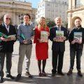 L'Ajuntament i l'AVL presenten un còmic sobre la fundació de Castelló