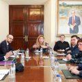 Castelló constitueix una taula de coordinació sobre el coronavirus
