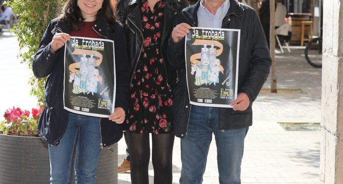 Castelló acull la tercera edició de la Trobada d'Imagineria Popular