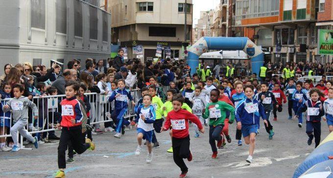 El diumenge se celebrarà la cursa de Sant Blai de Borriana 2020