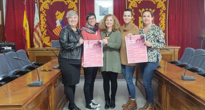 Vinaròs celebrarà una programació especial per a commemorar el Dia Internacional de la Dona