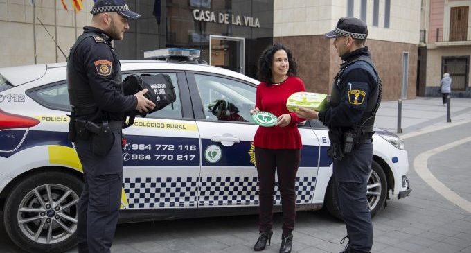 Vehicles cardioprotegits, nova aposta de la Policia Local d'Onda per a una millor actuació en situacions d'urgència