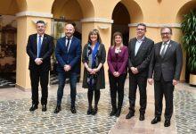 Diputaciones valencianas y catalanas, unidas para apoyar el Corredor Mediterráneo