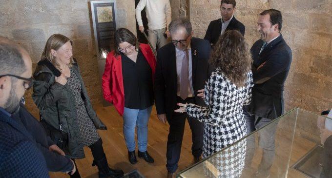 El Castell de Peníscola serà accessible quan en 2021 finalitzen les obres de rehabilitació