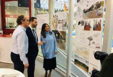 L'exposició dels projectes finalistes del concurs de regeneració urbana posa el fermall d'or a Cevisama